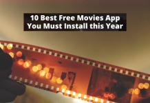 10 Best Free Movies App You Must Install this Year
