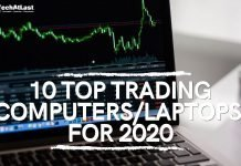 10 TOP TRADING COMPUTERS AND LAPTOPS FOR 2020