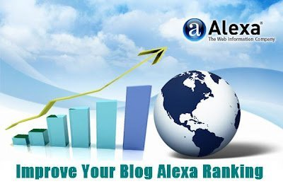123 Steps To Increase Alexa Internet Rank