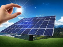 Solar Energy Powered Gadgets