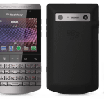 BlackBerry P9981, a joint project by RIM and Porsche Design