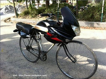 Funny Bike Pic Top Funny Technology Images You Should Take a Look at