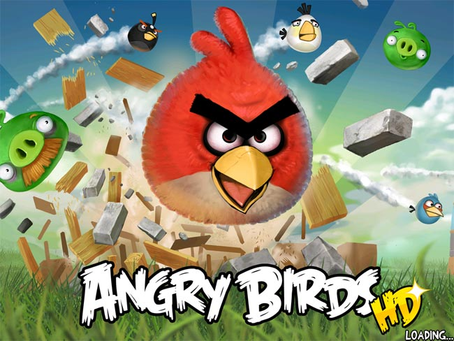 Top Angry Birds Apps for Mac