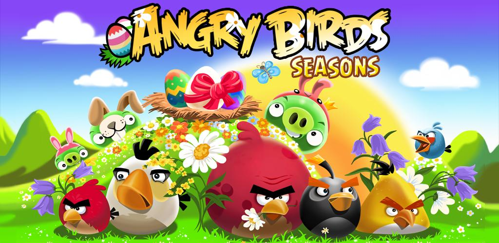 Top Angry Birds season Apps for Mac