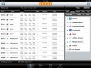 apple ipad KAYAK HD