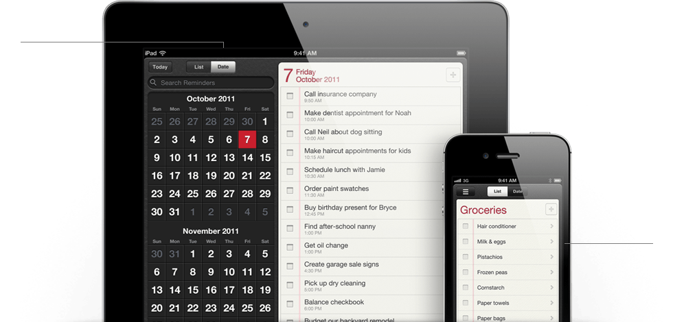 ios 5 reminders best to-do lists