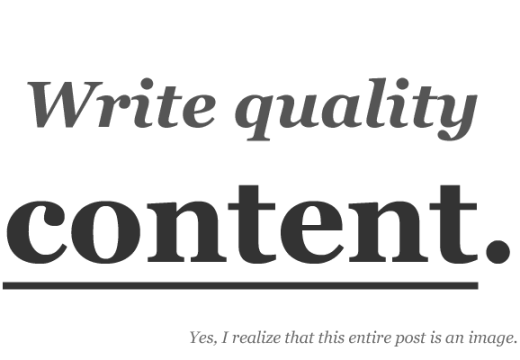 The 5 Essential Parts Of Quality Content To Promote Your Blog