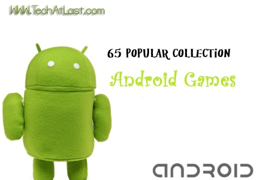 65 Premium Android Games Collection + Free Download Links