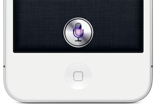 Iphone 4S Siri assistant