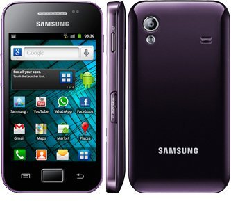 Samsung Galaxy Ace specifications, reviews and features