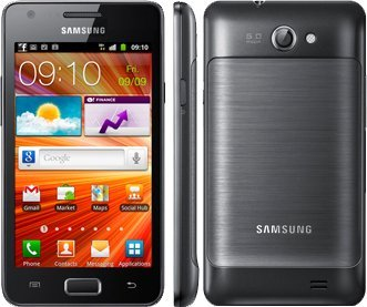 Samsung Galaxy R Review and Technical Specifications