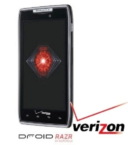 Verizon Droid razr system update v6.11.747.XT912