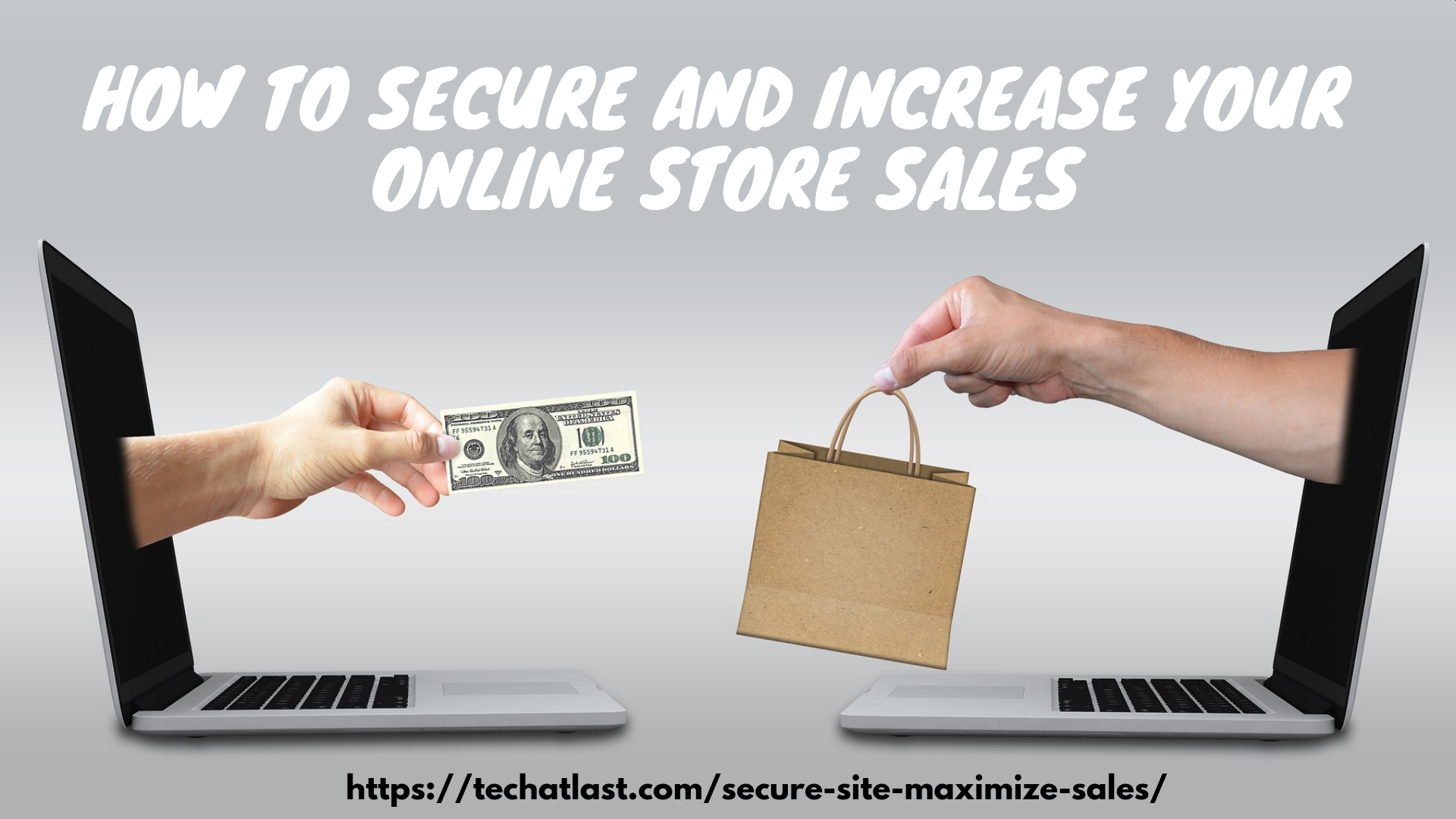 Maximize Sales: How to Secure and Increase Your Online Store Sales.