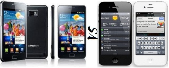 Samsung Galaxy S2 vs. iPhone 4S: 6 Reasons to Buy S2