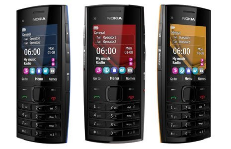 The New Nokia-X2-02 phone reviews and specification, prices
