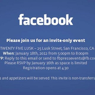 facebook event january 18 at the LUSK RESTAURANT