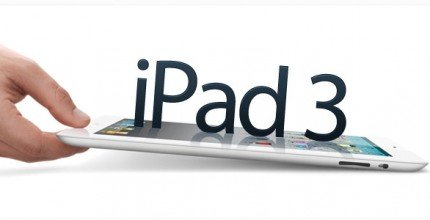 iPad 3 & iPad 4 – Third Generation and Fourth Generation iPads To Make Their Debut in 2012