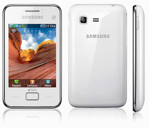samsung star 3 duos preview and specs