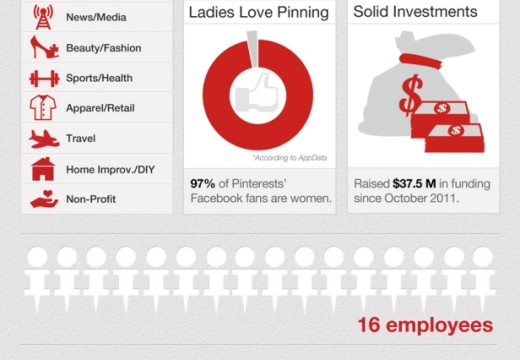 All Need to Know About Pinterest in Infographic Picture