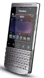 blackberry porsche design
