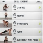Nike training club iphone app