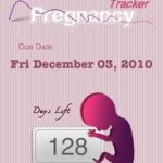 Pregnancy Tracker iphone app