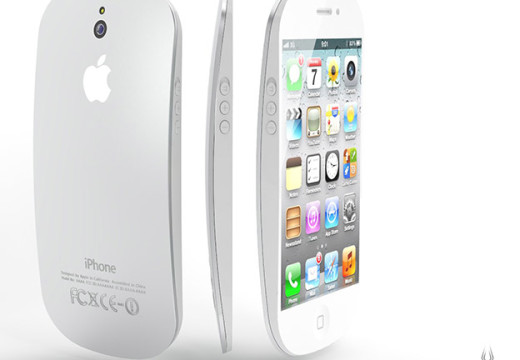 Gorgeous Apple iPhone 5 Concept – We Wish Apple Would Make It Like This (PICS)