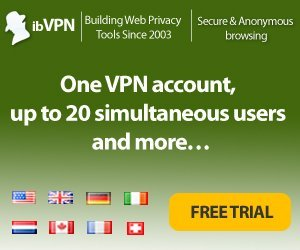 Invisible Browsing VPN (IBVPN): How to Browse The Web Anonymously