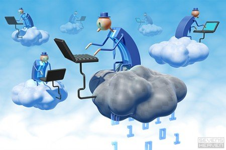 Cloud Back up: Will Your Next Backup Be In The Clouds?