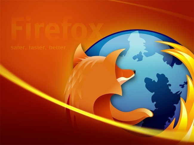 Firefox 121 favicon removed