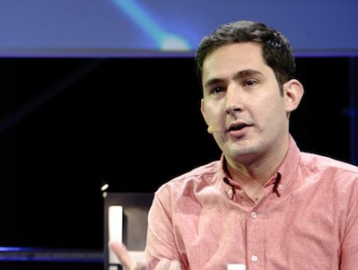 kevin systrom of instagram on facebook takeover