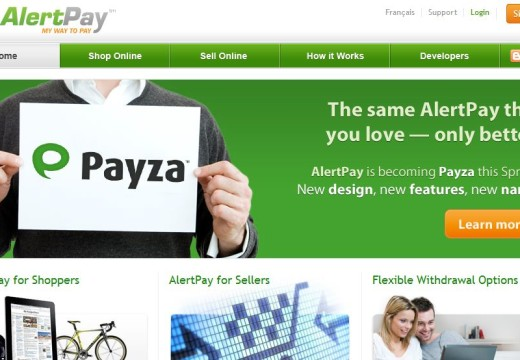 How to Setup PayZa Account (AlertPay) from Scratch