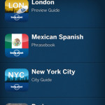 lonely planet travel app