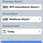 next flight iphone app
