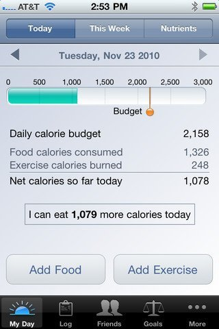 loss it iphone weight loss apps