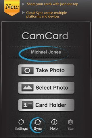 camcard - best iphone business apps