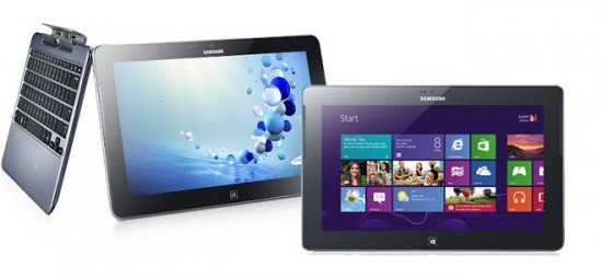Samsung ATIV Tab finally arrives with a High price tag.