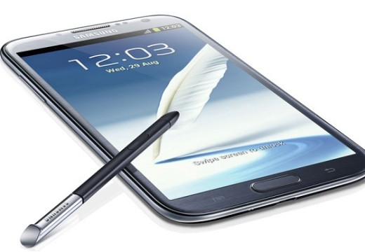 Samsung Galaxy Note II now selling on Vodafone