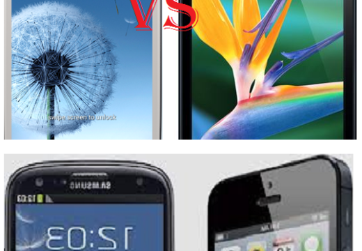 3 Good Differences between iPhone 5 & the Samsung Galaxy S3 – the reader's choices