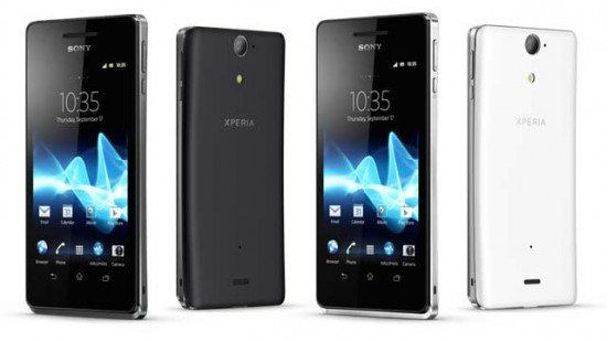 Sony Xperia V will be available on Dustin and Swedish retailer