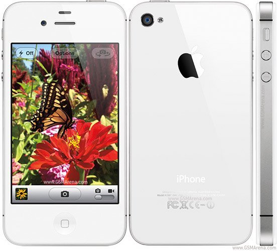 apple iphone 4s back