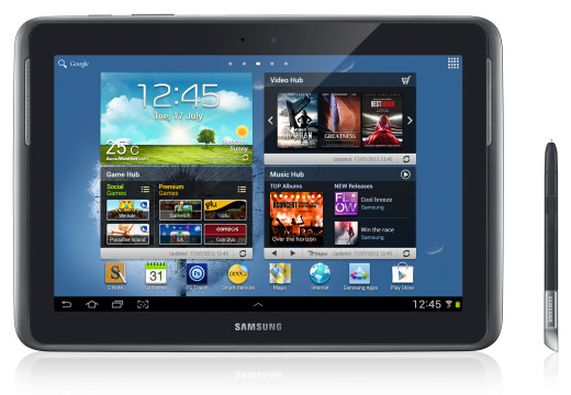 Top Android Tablets in 2012 – Must Haves