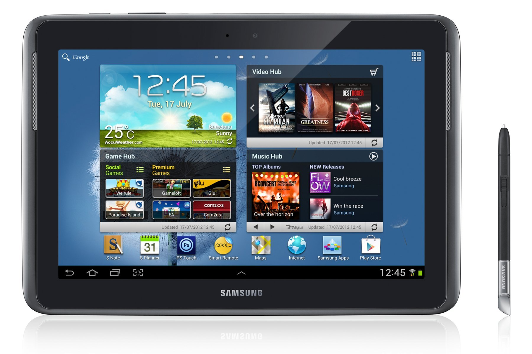 is one of the best android tablets of 2012