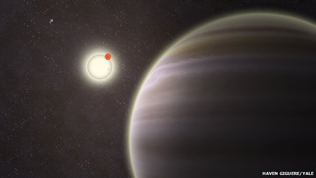 New Planet with four Sun discovered by young Astronomers