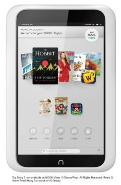 Barnes & Noble Nook HD and HD+ now circulating the US