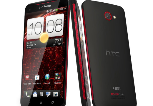 HTC Announces Droid DNA Android SmartPhone for Verizon