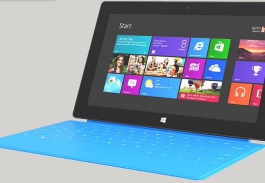 Microsoft Surface Pro Tablet will be available in January 2013
