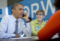 Obama's campaign was technologically driven