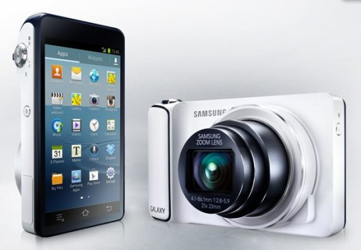 Samsung Galaxy Camera arrives in UK this week