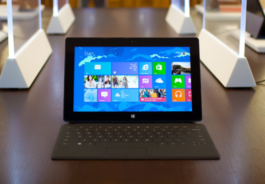 Microsoft Surface Storage Space – Microsoft Sued for Misrepresenting Surface Storage Space